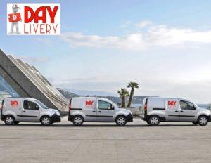 Agence Webmarketing Paris - DayLivery - Livraison de Colis Express