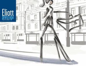 Agence Webmarketing Paris - Eliott Prestige - Limousine avec chauffeur