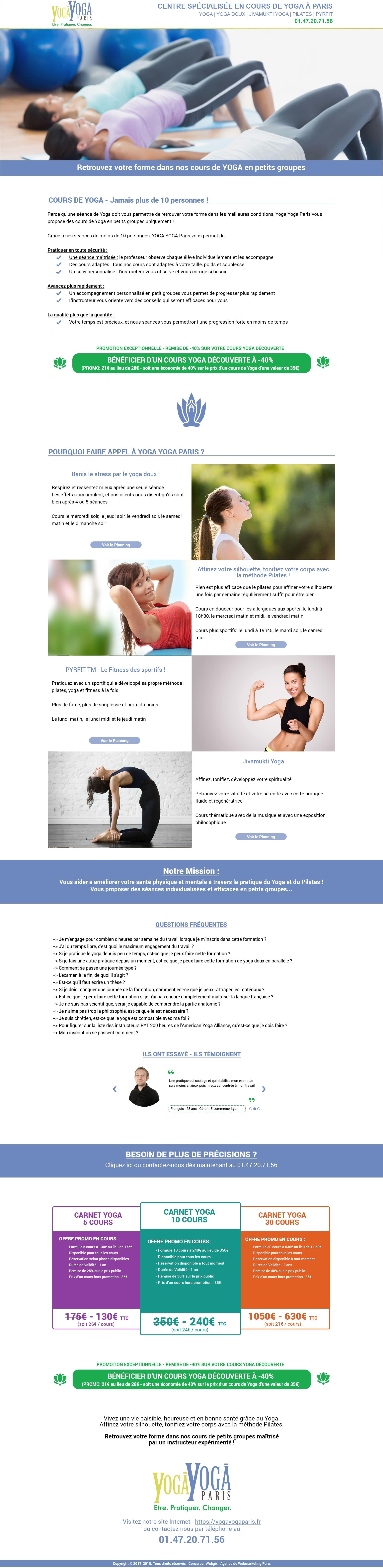 Yoga-Paris-Landing-Page-Agence-webmarketing-Paris-Center-min